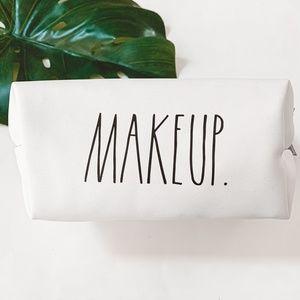Rae Dunn Makeup Cosmetic Bag